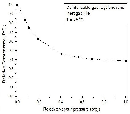 Characterization of Commercial Ceramic and Hybrid Membranes Using Gas Permeation and Permporometry Tests